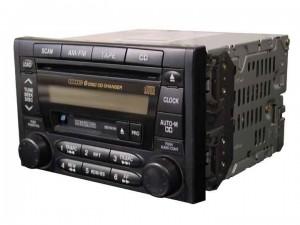 radio-front-view